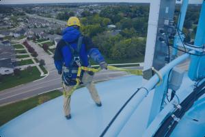 Ответственный за безопасное проведение работ на высоте