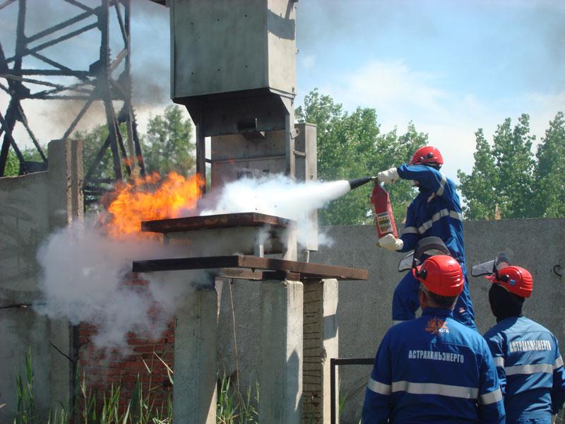 ПТМ для пожароопасных производств