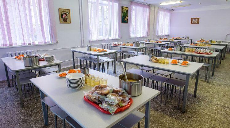 Роспотребнадзор обязывает школы готовить на йодированной соли