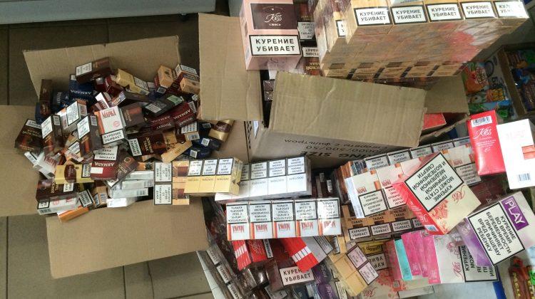Запретят провозить табачную продукцию?